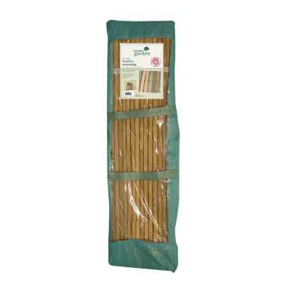 Split Bamboo Screen H1 x L3m