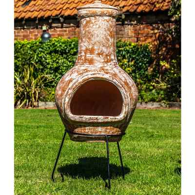 Terracotta Chiminea Medium
