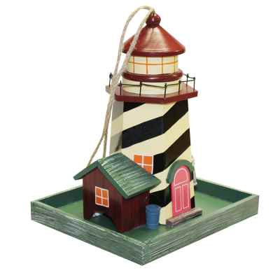Lighthouse Shaped Feeder