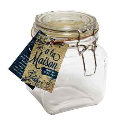 Medium Clip-top Jar