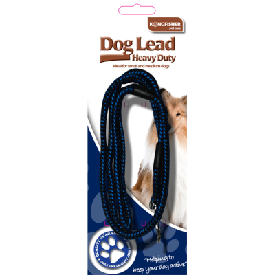 1.25m Rope Dog Lead