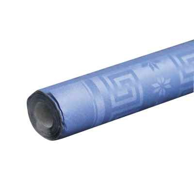 7 x 1.18m Blue Paper Banqueting Roll