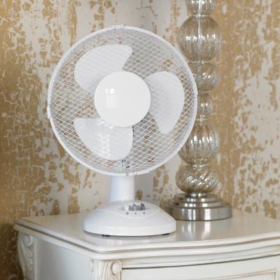 9 Inch Plastic Desk Fan