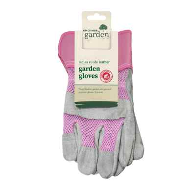 Ladies Suede Rigger Gloves