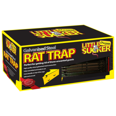 Steel Rat Cage Trap