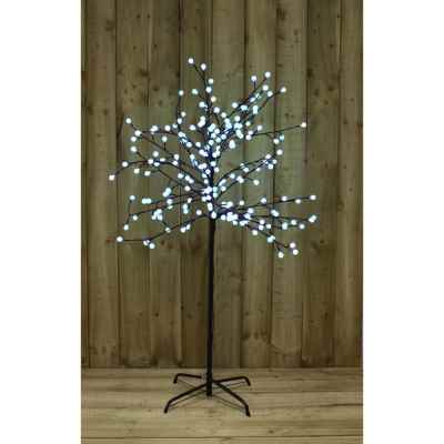 5ft LED Blue Berry Tree