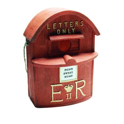 Polyresin Mail Box Bird House