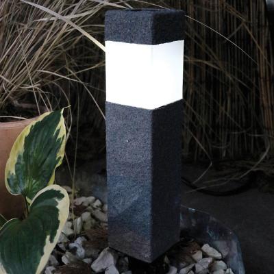 4 Pack Solar Powered Bollard Lights