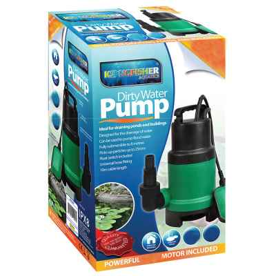 250W Dirty water Pump 10 metre lead