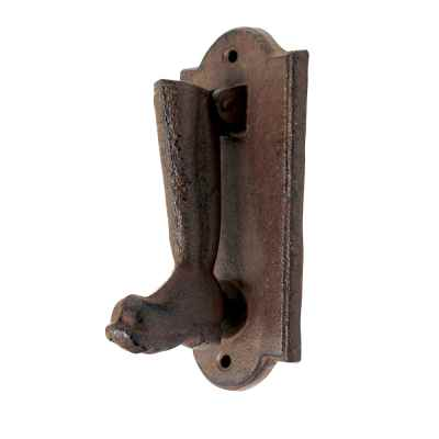 Cast Iron Boot Door Knocker