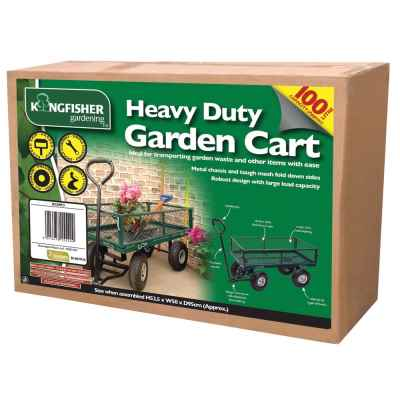 Heavy Duty Garden Trolley