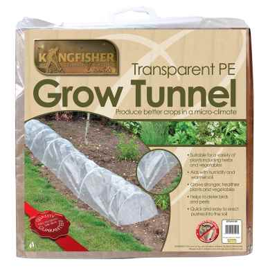 Transparent PE Grow Tunnel