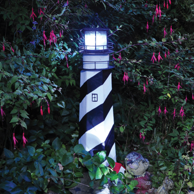Giant Solar Light House 80cm