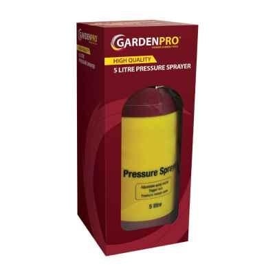 Garden Pro 5L Pressure Sprayer