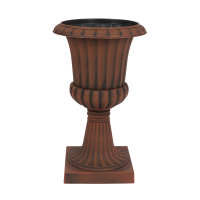 46cm Rust effect Urn Planter