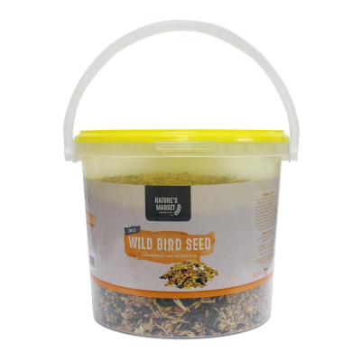 3kg Tub Wild Bird Seed