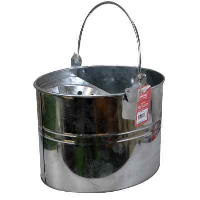11L Galvanised Mop Bucket