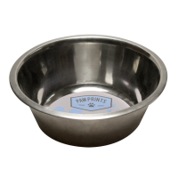 21cm Stainless Steel Dog Bowl