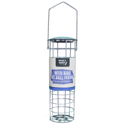 Deluxe Suet Fat Ball Feeder