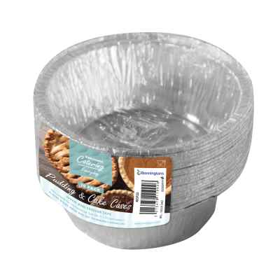 20 Pack Foil Cake Pie Dishes