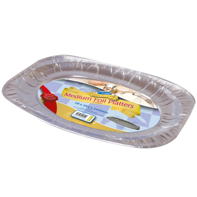 2 Pack of 14 inch Food Platters