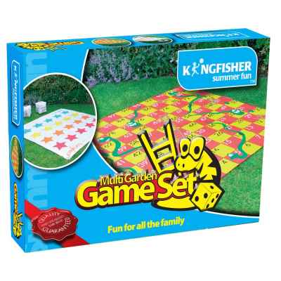Multi-Game Set: Snakes & Ladders and Tangled