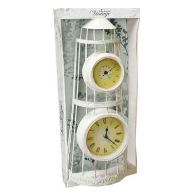 Garden Lighthouse Clock