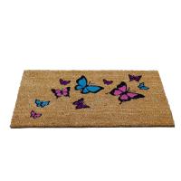 Butterfly Door Mat 45 x 75cm
