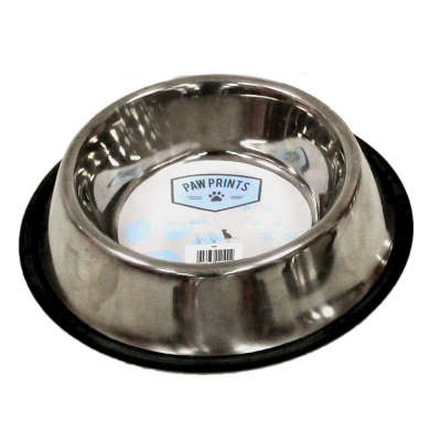 15cm Stainless Steel Non Slip Cat Bowl