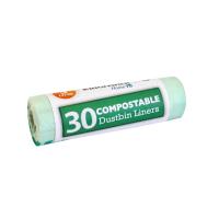 30pk 5 Litre Biodegradable Bags