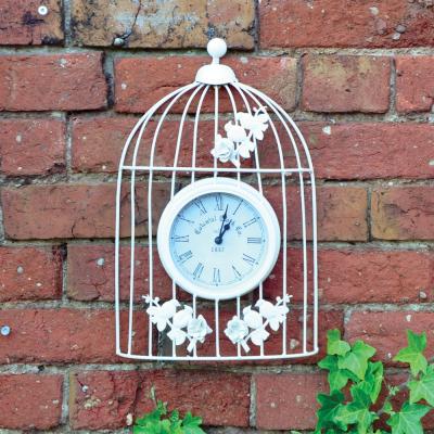 Garden Bird Clock