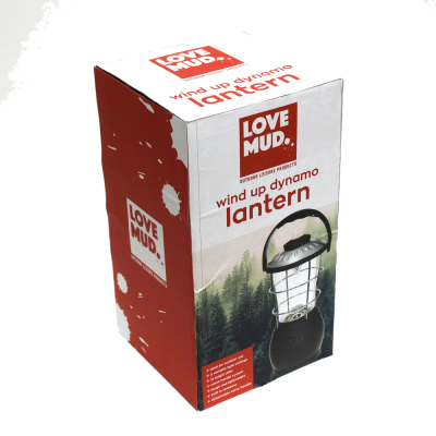 Wind Up Dynamo Camping Lantern