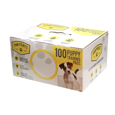 100 Pack Puppy Pads