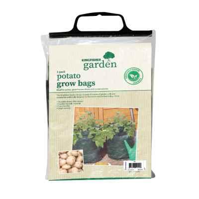 2 Pk Potato Grow Bag
