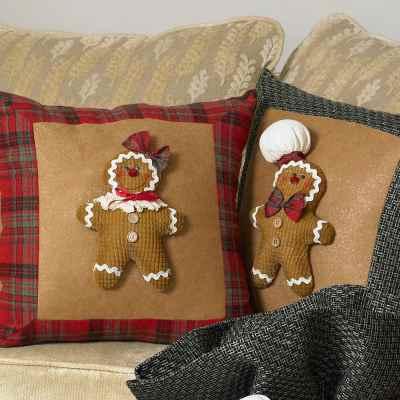 Ginger Bread Cushion