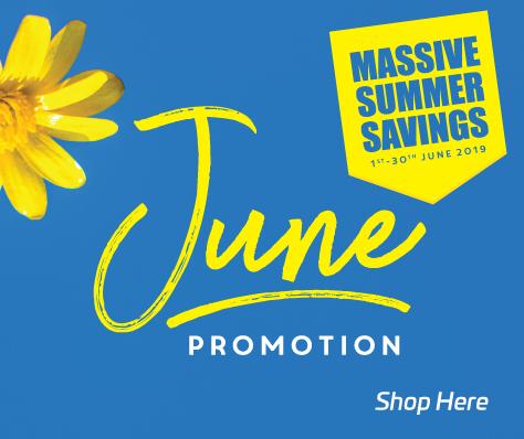 Bonningtons June Promotion