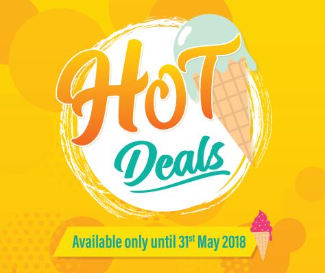 New Deals for a Hot Summer
