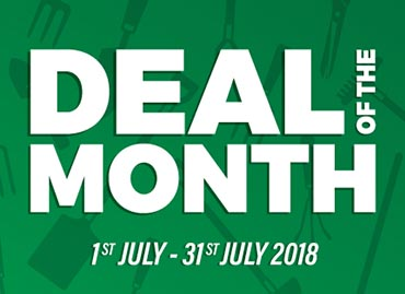 Deal of the Month July 2018