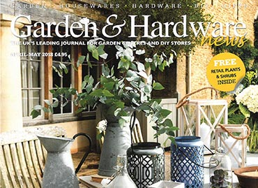 Bonningtons in the Press - Garden & Hardware News Apr/May 2018