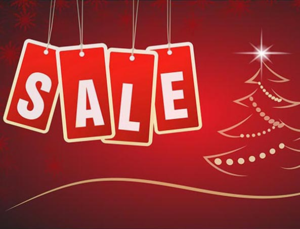 January Sale - 10% Off All Christmas Lines - Including Clearance!
