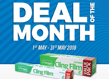 Deal of the Month May 2018