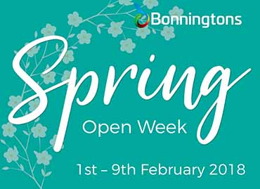 Special Offers and Free Prize Draw announced for Spring Fair Open Week