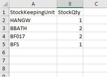 How to Upload a Quick Order via CSV Spreadsheet