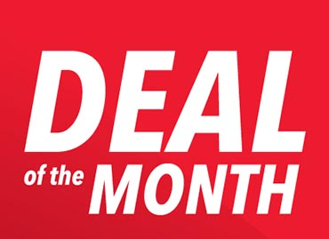 Deal of the Month 2019