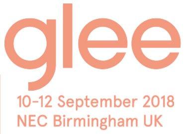 Come and see us at Glee 2018!