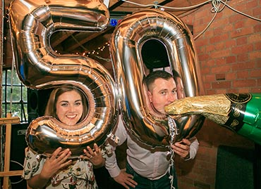 Bonningtons Celebrates 50th Anniversary with Big Awards Bash