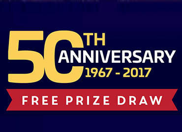£500 Prize Draw Winner Announced