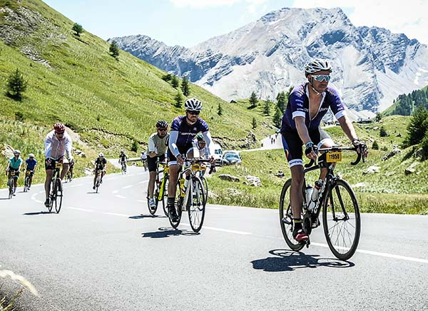Press Release: Team Bonningtons Conquers the Alps